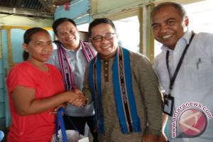 Pulau Seram Antusias Ikut Program Mekaar