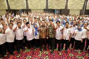 Pendamping Desa Di Lampung Dibekali Wawasan Kebangsaan