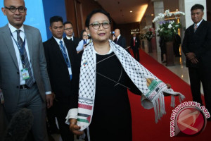 Indonesia minta China dukung Palestina