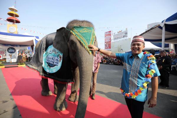 Lampung Optimistis Jumlah Kunjungan Wisatawan Meningkat Pada 2018