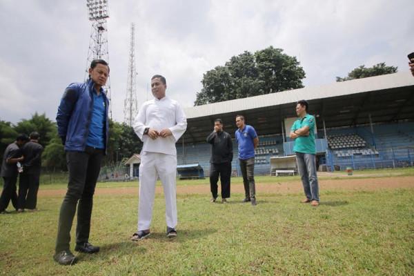 Stadion Pajajaran siap sukseskan Asian Games 2018