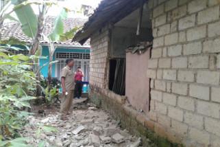 735 Bangunan di Sukabumi Rusak Akibat Gempa Lebak