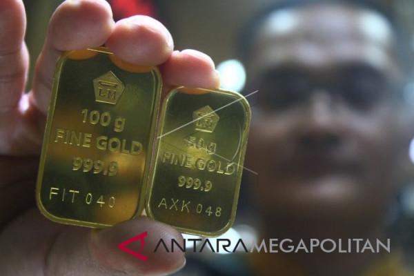 Asyik, Harga emas naik lagi