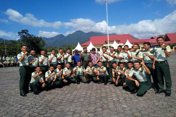 Mahasiswa STPP Bogor mulai pendampingan petani Lingga