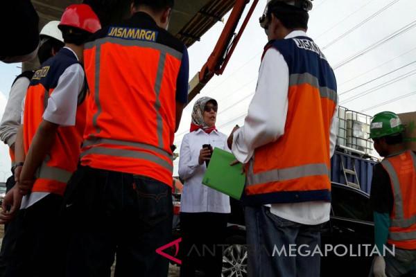 Dirut Jasa Marga tinjau moratorium Jakarta-Cikampek II