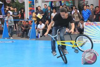 Asosiasi BMX dambakan arena latihan di Bekasi