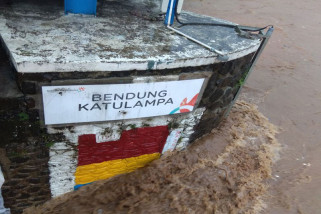 Awas!, Hujan dan angin kencang akan melanda Jawa Barat
