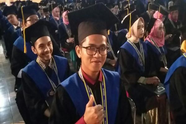 Marbot Masjid jadi lulusan terbaik IPB