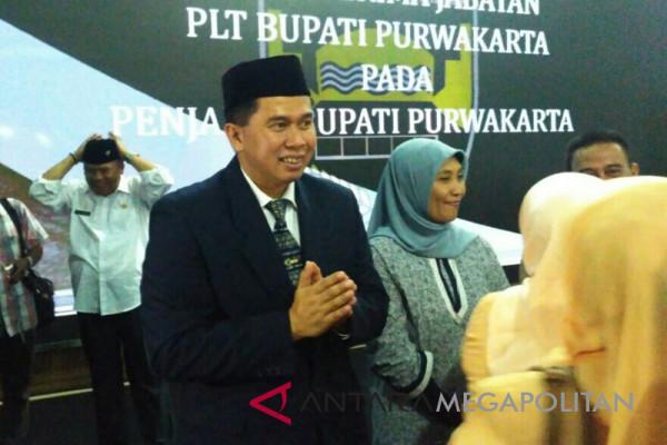 Penjabat Bupati Purwakarta berkeliling meninjau pelayanan publik