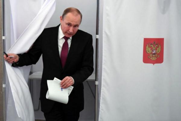 Putin tiba di Helsinki untuk bertemu Trump