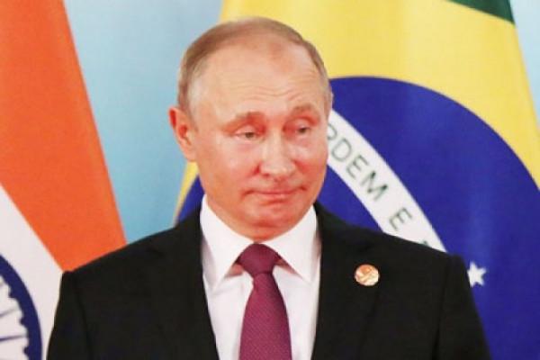 Vladimir Putin soal penembakan pesawat militer Rusia hingga jatuh di Suriah