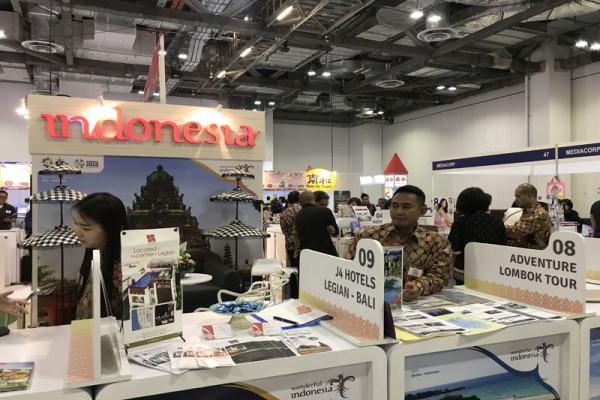 Wisata petualangan ke Lombok ditawarkan ke Singapura