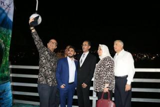 Pemprov Lampung Menjamu Makan Malam Para Duta Besar Timur Tengah