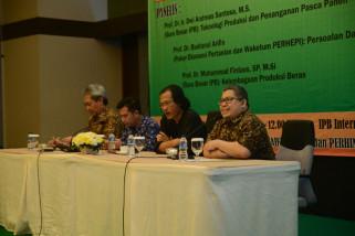 IPB Gelar FGD memperbaiki tata kelola produksi pangan Indonesia
