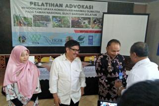 Pelatihan Advokasi Mendorong Konservasi Harimau Sumatera Di Lampung