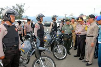 Didik Suprayitno Menghadiri Gelar Pasukan Operasi Krakatau 2018