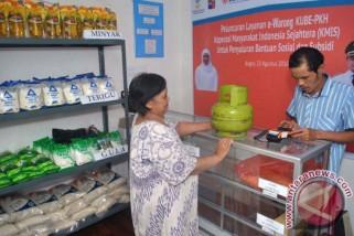 Jumlah e-warong di Sukabumi bertambah