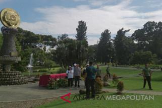 Presiden ingin Kebun Raya Bogor lebih menarik
