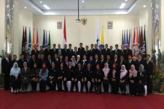 Rektor melantik 52 pejabat baru di lingkungan IPB