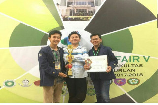 Mahasiswa IPB raih juara lomba debat semarak nasional kependidikan