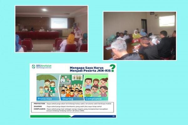 Harapan Kota Bogor menuju UHC (Universal Health Coverage)