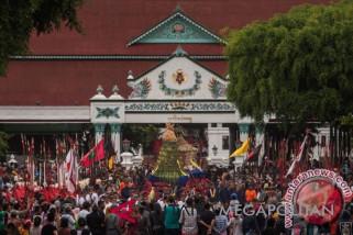 Yogyakarta Gelar Labuhan Ageng Merapi