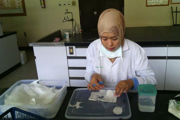 Mahasiswa IPB teliti nanosilika dari abu ketel bisa atasi pencemaran air