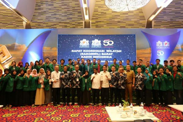 Kadin Lampung Agar Tingkatkan Kekuatan Ekonomi