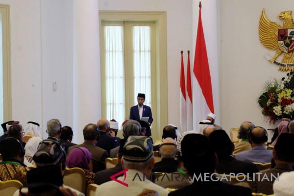 Presiden ingatkan keluarga hati-hati terhadap ajaran radikalisme