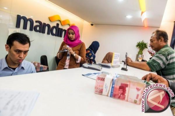 Lima pegawai Bank Mandiri jadi tersangka pembobolan RP1,8 triliun