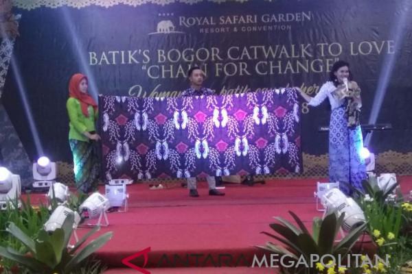 Royal Safari Puncak dukung batik Bogor (Video)