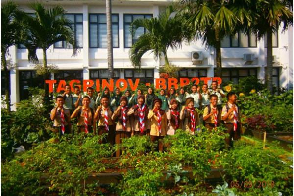 Saka Tarunabumi dan mahasiswa STPP Bogor ikuti BASTP