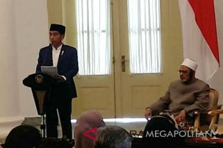 Survei  686 persen publik puas kinerja Jokowi