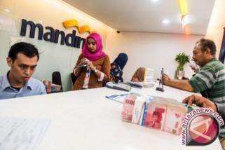 Lima pegawai Bank Mandiri jadi tersangka pembobolan RP18 triliun
