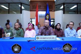 Universitas Pancasila mengutuk keras aksi teroris video