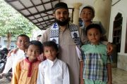Imam masjid Palestina, Syaikh Abdurrahman Zaky Syahadah