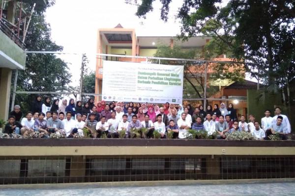 Mengumandangkan kepedulian lingkungan melalui pesantren Ramadhan