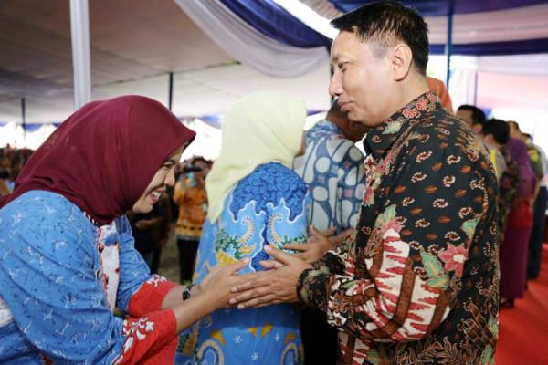 Halal Bihalal Pemprov dan Forkopimda Lampung