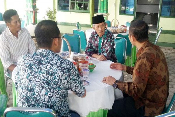 Ketua Ikatan Lampung Bandung Jawa Barat Mengunjungi Bupati Pringsewu