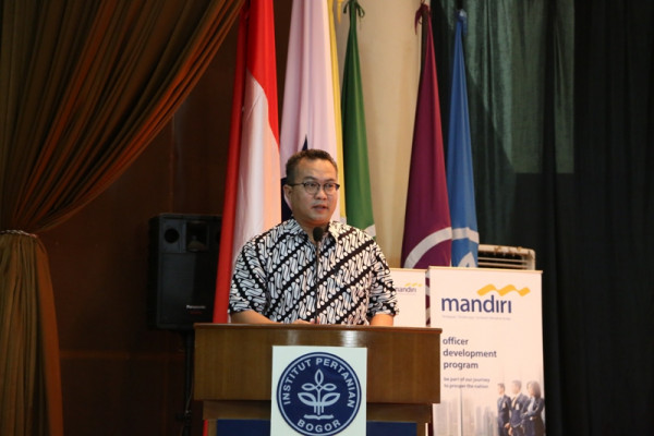 Bank Mandiri gelar campus recruitment di IPB