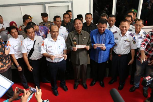 Kereta Api Kuala Stabas Premium Rute Baturaja-Tanjung Karang Beroperasi