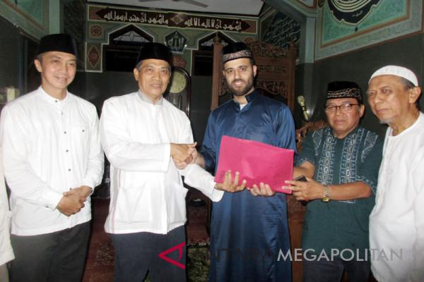 Masjid Nurul Falah Bogor Sumbang Palestina