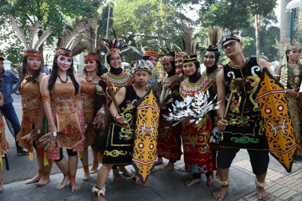 Lewat Harmoni Indonesiaku, mahasiswa IPB  ajak masyarakat mengenal budaya Indonesia