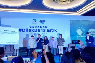 Gerakan #Bijakberplastik Diluncurkan Sambut Hari Lingkungan Hidup
