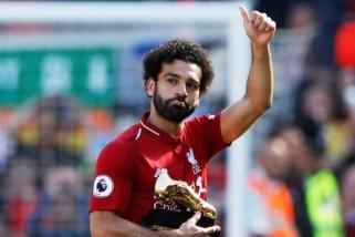 Gol Mohamed Salah antarkan mesir menang 3-2 atas Tunisia