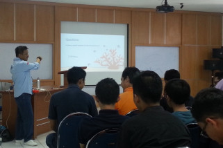 Peneliti IPB: Ekosistem terumbu karang Indonesia merosot