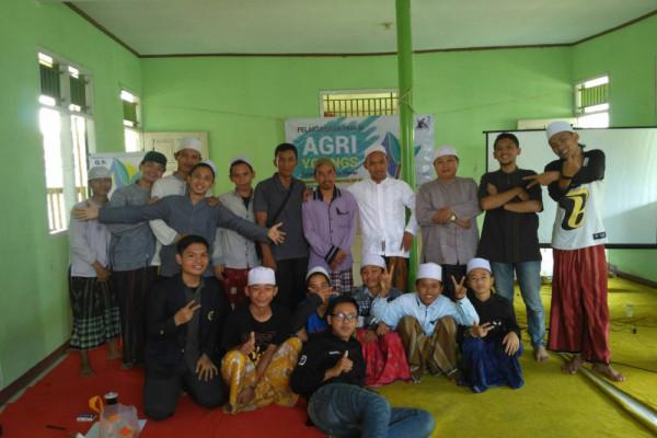 AGRIYOUNGS, edukasi pertanian ala mahasiswa IPB untuk pondok pesantren