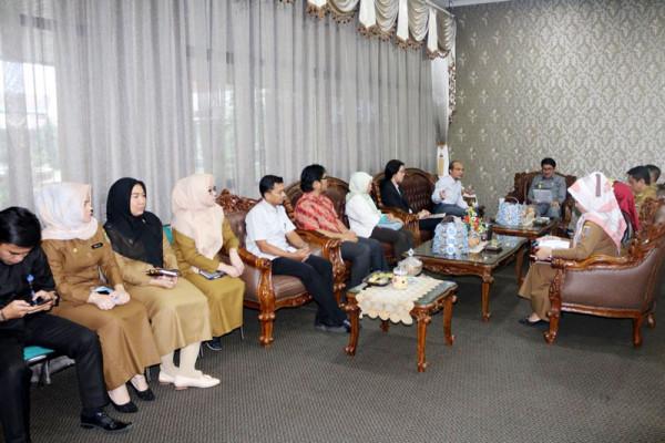 BPK Membantu Pembinaan dan Pengawasan Dana Desa Di Lampung