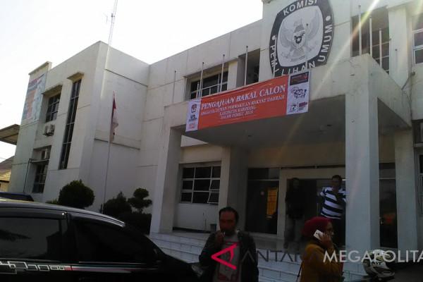 Pemilih Pemilu Karawang mencapai 1,6 juta orang