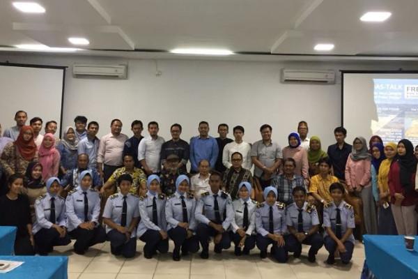 Keberadaan Teluk Jakarta penting untuk dijaga